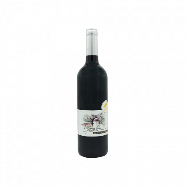 Vin rouge Marselan Les Chais du Pont d'Arc