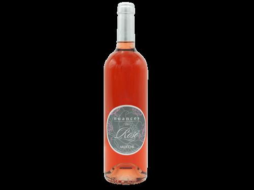 Vin rosé Nuances de Rosé Les Chais du Pont d'Arc